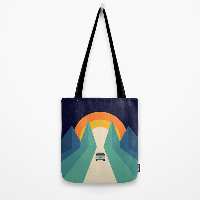 Wonderful Trip Tote Bag