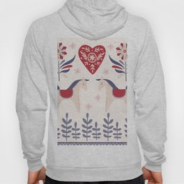 Swedish Christmas 3 Hoody