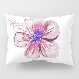 Little Lilac Flower Pillow Sham