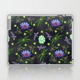Smokeable Hallucinogenic Plants Pattern Laptop & iPad Skin