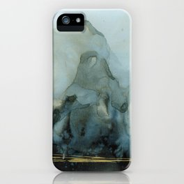 And so I rise iPhone Case