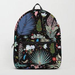 Fairy Tale Magic Garden Pattern Backpack