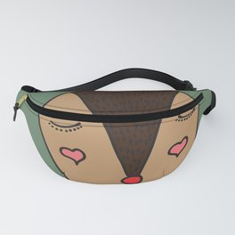 Merry Christmas Fanny Pack