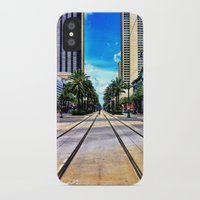 new orleans iPhone & iPod Cases featuring New Orleans by Resistance