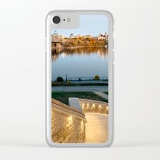 Sunset on Ottawa Clear iPhone Case