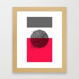 Worms' Ball XIV Framed Art Print