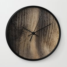 Weathered texture Wall Clock