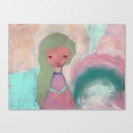 Little Ghost Canvas Print