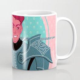 Lieutenant of the Bull's Chargers Coffee Mug