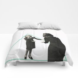 Parallel Worlds Comforters