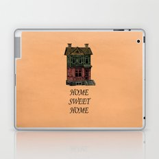 Home Sweet Home Quotes Laptop & iPad Skin