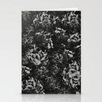 noir Stationery Cards featuring Noir by Twntÿandsevn