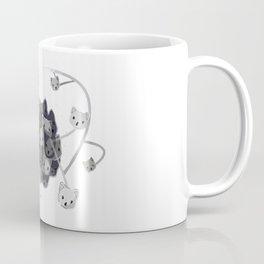 CAT-ION Coffee Mug
