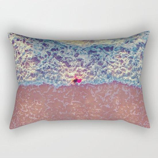 Summer Dancing Memories Rectangular Pillow