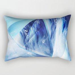 Ocean Earth Rectangular Pillow