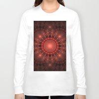 solar system Long Sleeve T-shirts featuring Solar System by Brian Raggatt