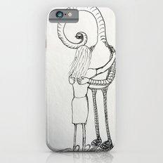 How to hug an alien Slim Case iPhone 6s