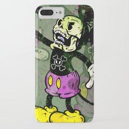 Mick Skele iPhone Case
