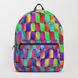 Tumbler #31 Psychedelic Optical Illusion Design by CAP Backpack