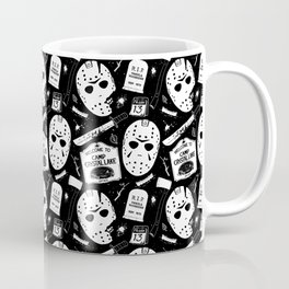Welcome to Camp Crystal Lake! Coffee Mug