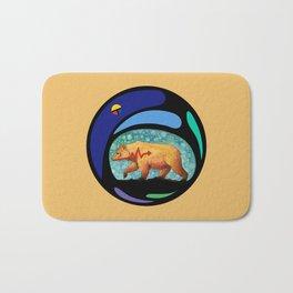 Zuni Bear Bath Mat