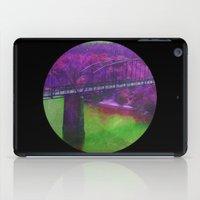 bridge iPad Cases featuring Bridge by Last Call