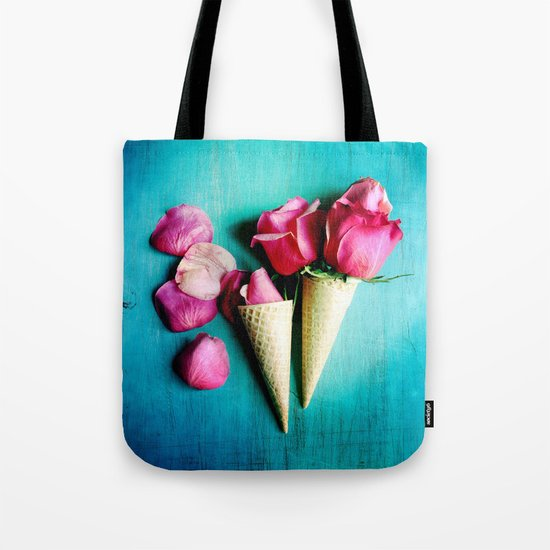 Double Date Tote Bag