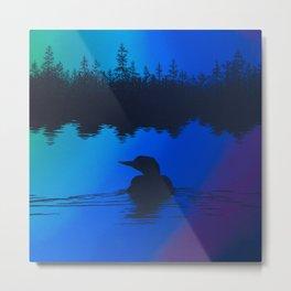 Loon Lake 1 Metal Print