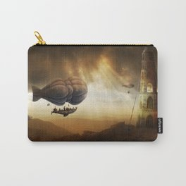 Endless Journey - steampunk artwork Carry-All Pouch