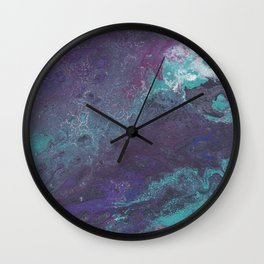Ripple Wall Clock