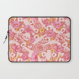 Weapon Floral Laptop Sleeve