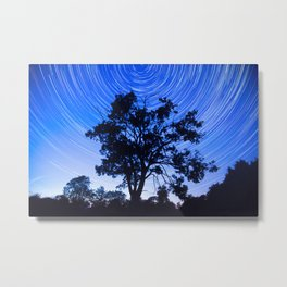 Polaris Metal Print