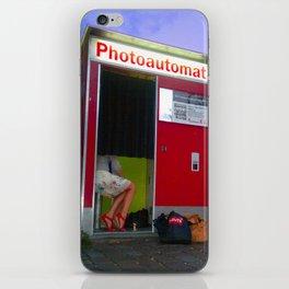 PHOTOAUTOMAT 2 iPhone Skin