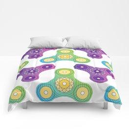 Fidget spinner toy Comforters