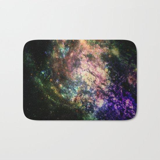 Cotton Candy Nebula Bath Mat