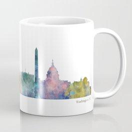 Washington City Skyline Coffee Mug