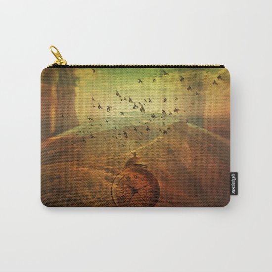 Veil of time Carry-All Pouch
