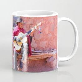 Pueblo de Machuca Coffee Mug