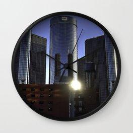 GM Wall Clock