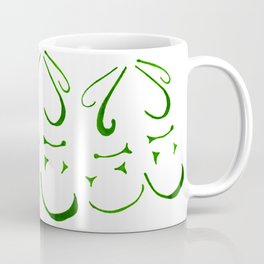 Beauty Love Coffee Mug