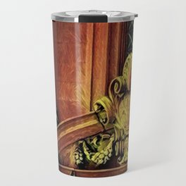 Classical Architectural Detail: Baltimore Travel Mug