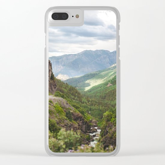 Okay View Clear iPhone Case