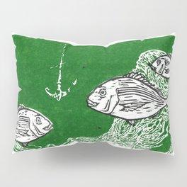 Tangaroa & the Snapper Pillow Sham