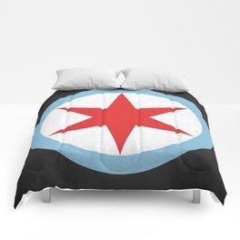 Captain Chicago Comforters