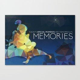 Aladdin: Special Moments Canvas Print