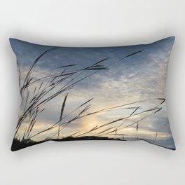 Twilight Blue Rectangular Pillow