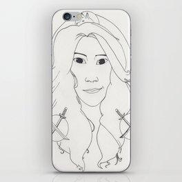 Kira iPhone Skin