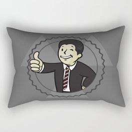 Damn Fine Coop  Rectangular Pillow