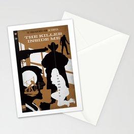 Hardboiled :: The Killer Inside Me :: Jim Thompson Stationery Cards
