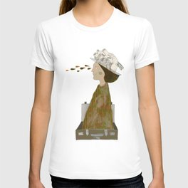 Distance (And then there was none) T-shirt